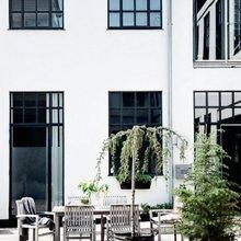 Фото из портфолио Галлерея Нью-Йорка - стиль с акцентом на ЗЕЛЁНЫЙ – фотографии дизайна интерьеров на INMYROOM