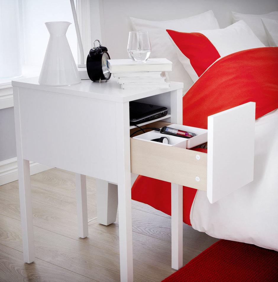 Фотография: Спальня в стиле Скандинавский, Современный, Эклектика, Декор интерьера, Мебель и свет – фото на InMyRoom.ru