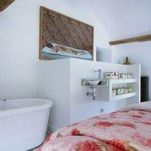 Фотография: Ванная в стиле Кантри, Декор интерьера, Дом, Дома и квартиры, Проект недели – фото на InMyRoom.ru