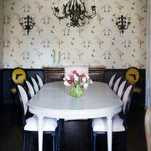 Фотография: Кухня и столовая в стиле Кантри, Декор интерьера, Мебель и свет, Стол – фото на InMyRoom.ru
