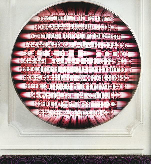 Фотография: Ванная в стиле Современный, Хай-тек, Эклектика, Декор интерьера, Аксессуары, Декор, Минимализм, Роспись, Современное искусство, Графика, искусство, скульптура, арт-объект, эстамп, живопись, фреска – фото на InMyRoom.ru