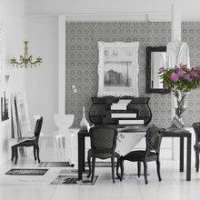 Фотография: Кухня и столовая в стиле Классический, Декор интерьера, Дом, Дизайн интерьера, Цвет в интерьере – фото на InMyRoom.ru