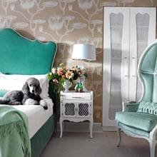 Фотография: Спальня в стиле Классический, Скандинавский, Современный, Эклектика – фото на InMyRoom.ru