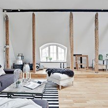 Фото из портфолио NORDHEMSGATAN 31, Linnéstaden , GÖTEBORG – фотографии дизайна интерьеров на INMYROOM