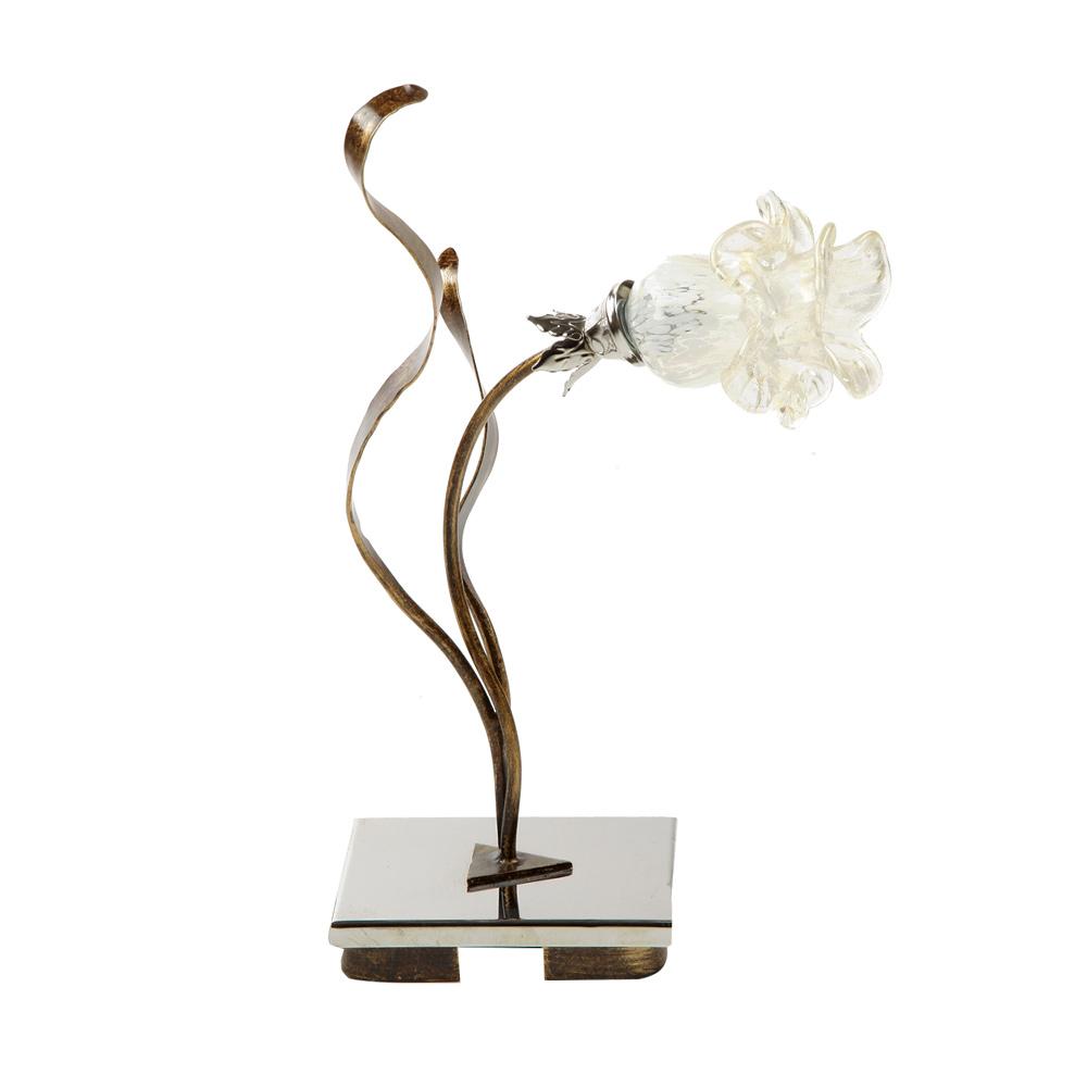 Купить Настольная лампа mm Lampadari из кованного металла, inmyroom, Италия