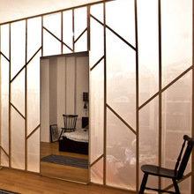 Фотография: Спальня в стиле Скандинавский, Дом, Дома и квартиры – фото на InMyRoom.ru