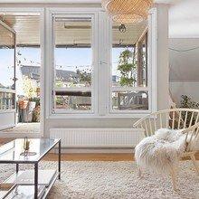 Фото из портфолио Grusåsgränd 57, Стокгольм – фотографии дизайна интерьеров на InMyRoom.ru