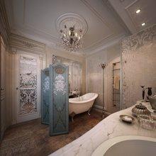 Фото из портфолио Квартира на ул. Староволынская - роскошная классика – фотографии дизайна интерьеров на INMYROOM