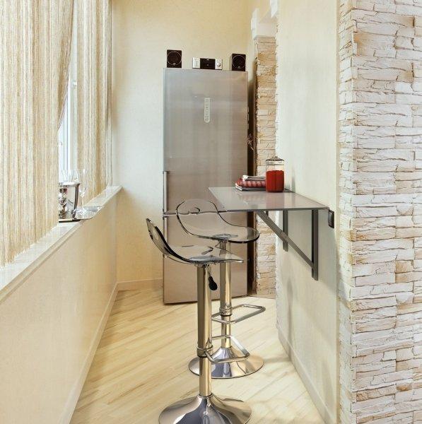 Фотография: Балкон, Терраса в стиле Эклектика, Интерьер комнат – фото на InMyRoom.ru