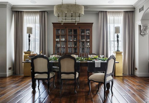 Фотография: Кухня и столовая в стиле Классический, Гид – фото на INMYROOM