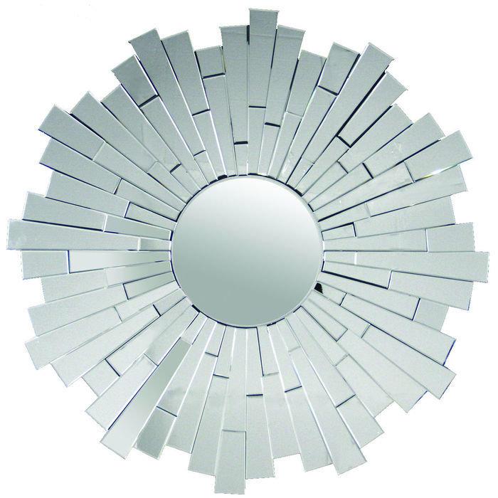 Зеркало декоративное в зеркальной раме