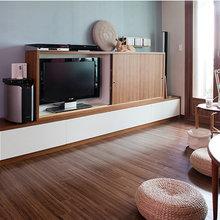 Фото из портфолио ЯРКИЕ ИДЕИ – фотографии дизайна интерьеров на INMYROOM