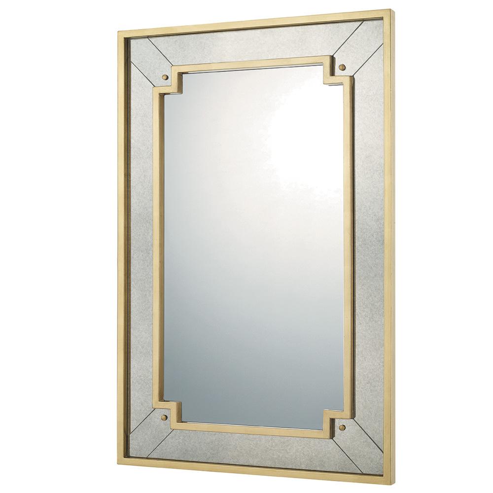 Купить Настенное зеркало саттон в состаренной раме, inmyroom, Россия