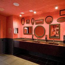 Фото из портфолио Дизайн интерьера ночного клуба GODVIL в Риге – фотографии дизайна интерьеров на InMyRoom.ru