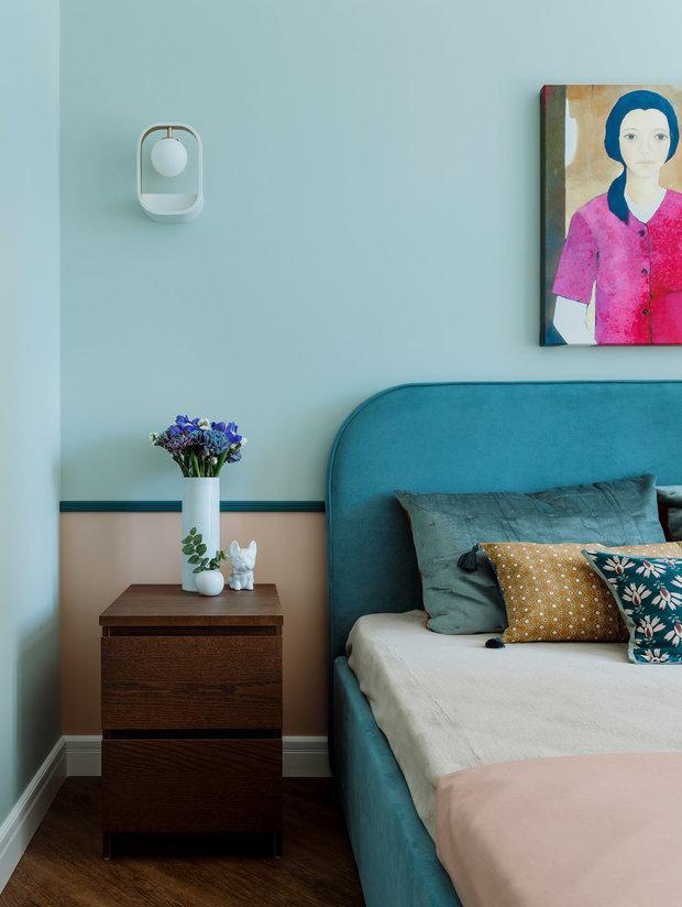 Фотография: Спальня в стиле Современный, Гостиная, Декор интерьера – фото на INMYROOM