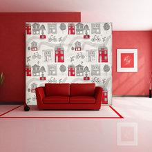Фото из портфолио Фотообои в интерьере – фотографии дизайна интерьеров на INMYROOM
