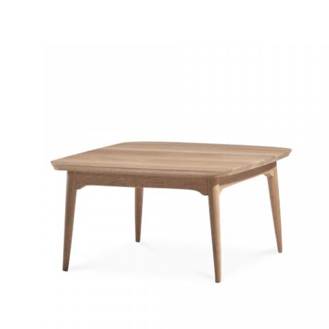 Кофейный столик Dad из белого дуба