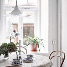 Фотография: Кухня и столовая в стиле Скандинавский, Декор интерьера, Квартира, Гетеборг – фото на InMyRoom.ru