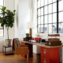 Фотография: Офис в стиле Кантри, Лофт, Современный, Декор интерьера, Декор дома, Цвет в интерьере – фото на InMyRoom.ru