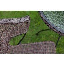 Набор садовой мебели из ротанга MODENA