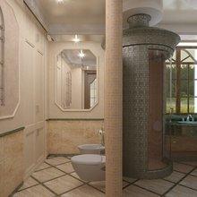 Фото из портфолио Королевский санузел – фотографии дизайна интерьеров на INMYROOM