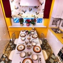 Фото из портфолио Квартирный вопрос: Разнообразие цветов – фотографии дизайна интерьеров на INMYROOM