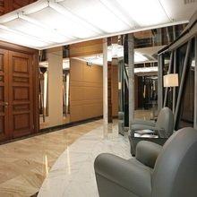 Фото из портфолио Вестибюль офиса в центре Москвы – фотографии дизайна интерьеров на InMyRoom.ru