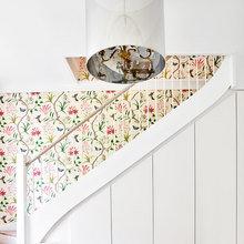 Фото из портфолио Яркий Пентхаус класса люкс с красочными обоями – фотографии дизайна интерьеров на InMyRoom.ru