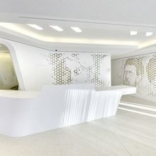 Фотография: Офис в стиле Современный, Хай-тек, Дизайн интерьера – фото на InMyRoom.ru