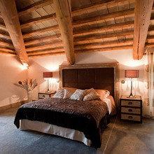 Фотография: Спальня в стиле Кантри, Эклектика, Франция, Дома и квартиры, Городские места, Отель, Прованс – фото на InMyRoom.ru