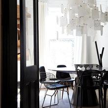 Фотография: Кухня и столовая в стиле Скандинавский, Классический, Эклектика, Декор интерьера, Декор, Мебель и свет, Советы, Черный – фото на InMyRoom.ru