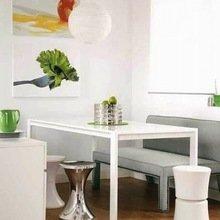 Фотография: Кухня и столовая в стиле Современный, Интерьер комнат, Обеденная зона – фото на InMyRoom.ru