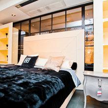 Фотография: Спальня в стиле Современный, Декор интерьера, Карта покупок, Мебель и свет, Индустрия, Маркет – фото на InMyRoom.ru