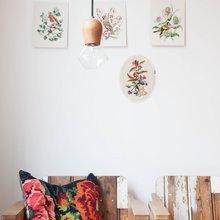 Фото из портфолио Уютная эклектика – фотографии дизайна интерьеров на InMyRoom.ru