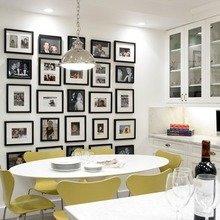 Фотография: Кухня и столовая в стиле Современный, Кантри, Декор интерьера, Квартира, Стиль жизни, Советы, Стены – фото на InMyRoom.ru