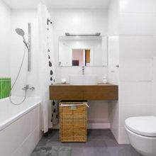 Фото из портфолио Дизайн проект цветной квартиры.  – фотографии дизайна интерьеров на INMYROOM