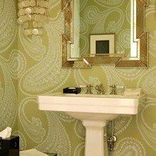 Фотография: Ванная в стиле Классический, Современный, Декор интерьера, Декор дома, Ковер – фото на InMyRoom.ru