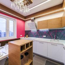 Фото из портфолио Передлка кухни для Квартиного вопроса – фотографии дизайна интерьеров на InMyRoom.ru