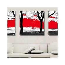 Декоративная картина на холсте: Закат