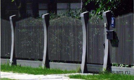 Фото из портфолио забор/парковка – фотографии дизайна интерьеров на INMYROOM