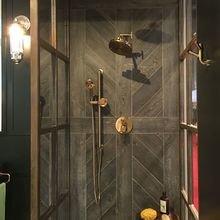 Фотография: Ванная в стиле Лофт, Декор интерьера, Квартира, Дом – фото на InMyRoom.ru