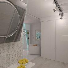 """Фото из портфолио """"Клубная квартира"""" – фотографии дизайна интерьеров на INMYROOM"""