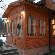 Фото из портфолио Окна – фотографии дизайна интерьеров на InMyRoom.ru