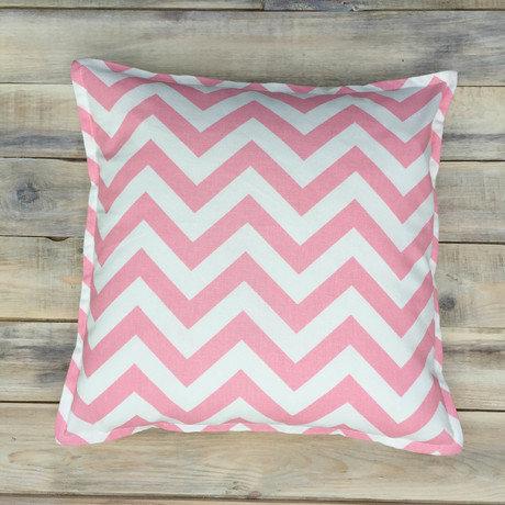 """Подушка """"Pink Zigzag"""""""