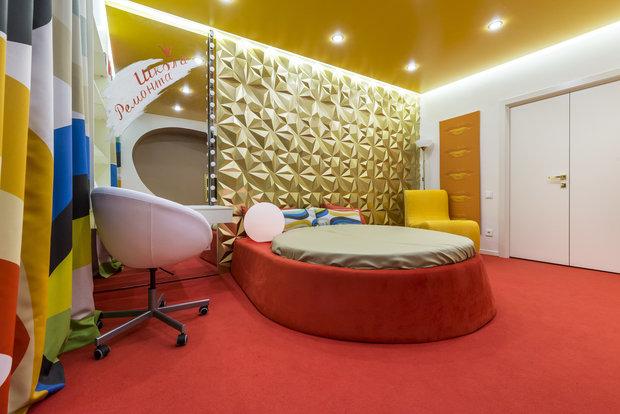 Фото из портфолио Школа ремонта на ТНТ  – фотографии дизайна интерьеров на INMYROOM