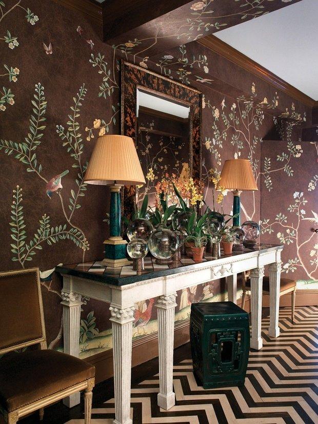 Фотография: Мебель и свет в стиле Прованс и Кантри, Эклектика, Декор интерьера, Дизайн интерьера, Цвет в интерьере – фото на InMyRoom.ru