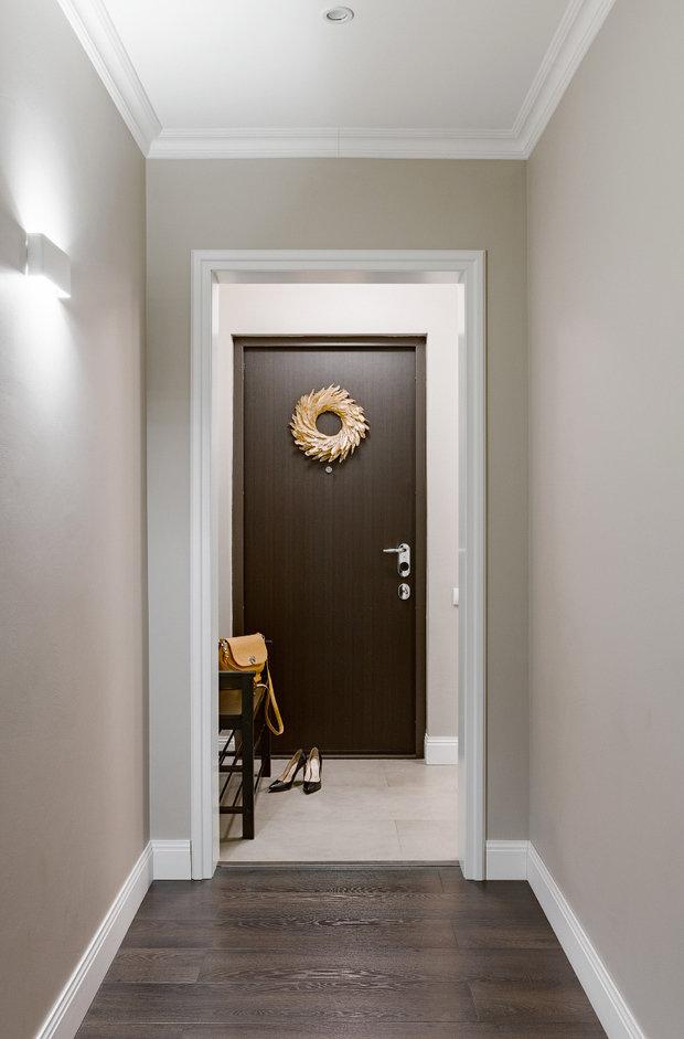 Фото из портфолио Квартира с видом на Енисей – фотографии дизайна интерьеров на INMYROOM