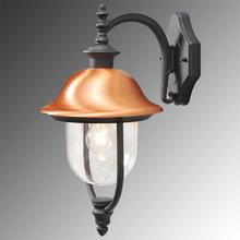 Уличный настенный светильник MW-Light Дубай