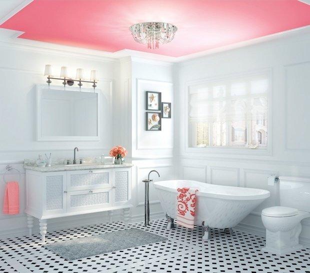 Фотография: Ванная в стиле Классический, Интерьер комнат – фото на InMyRoom.ru