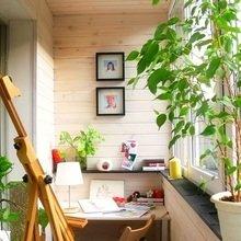 Фотография: Балкон в стиле Современный, Квартира, Декор, Советы, как обустроить маленький балкон, идеи для маленького балкона, декор балкона – фото на InMyRoom.ru